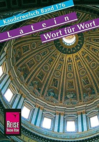Buch-Cover Latein Wort für Wort von Dagmar da Silveira Macedo und Gisela A. Frense