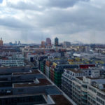 Ausblick über Berlin aus dem Axel-Springer-Verlagshaus