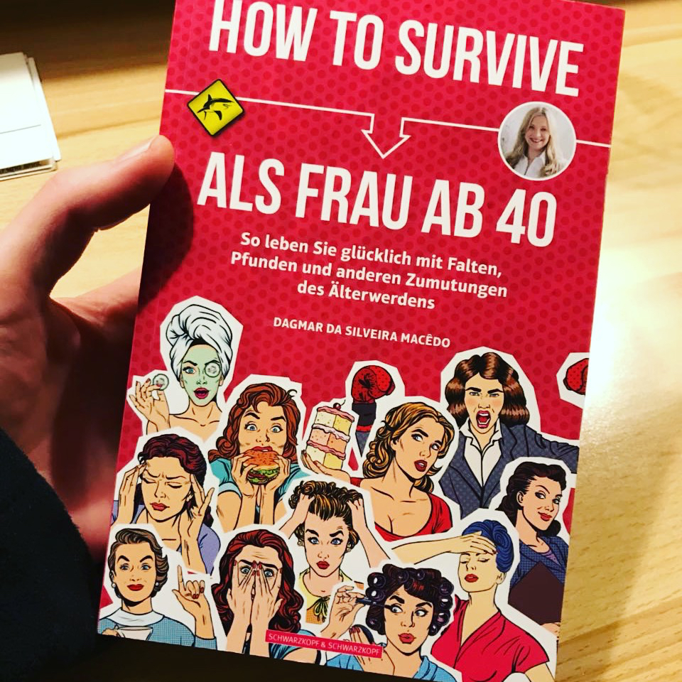 Buchcover How to survive ab 40