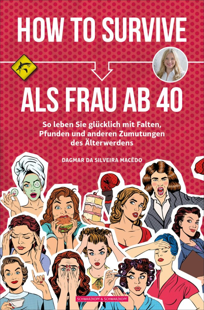 Cover How to survive als Frau ab 40
