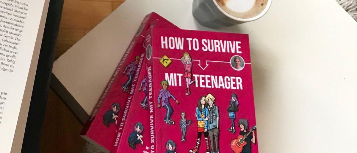 How to survive mit Teenager auf einem kleinen Tisch
